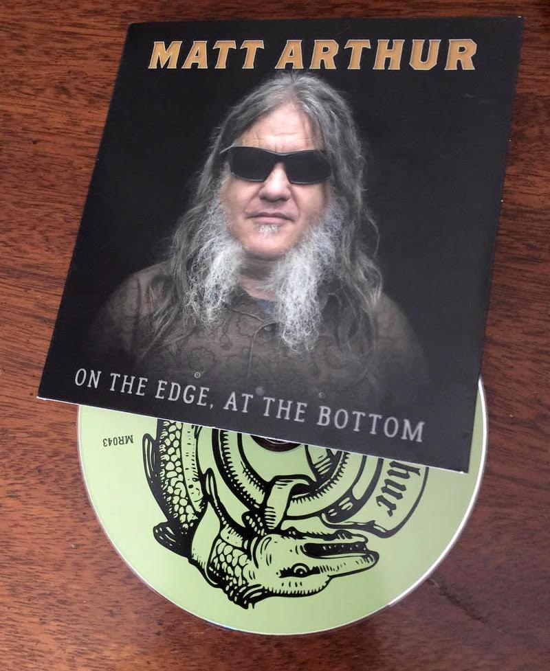 Matt Arthur CD